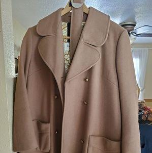 Womana peacoat jacket